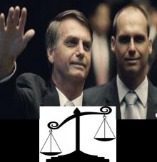O Judiciário não deveria reagir às graves afirmações petistas, como fez com Eduardo Bolsonaro?