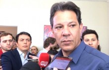 """Haddad tem """"plano B"""" por foro privilegiado, em caso de confirmação da derrota"""