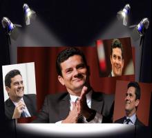 """Luz! Câmera! Ação!   De """"Superjuiz"""" a """"Superministro da Justiça"""""""