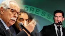 """Carvalhosa apoia Moro e fulmina: """"A nação brasileira está cansada desse discurso do PT"""" (Veja o Vídeo)"""