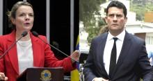 Apavorado, PT tenta sórdida manobra para impedir Sérgio Moro de assumir Ministério