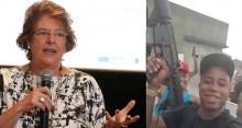 Especialista da Globo choca ao culpar polícia por bandidos fazerem uso de fuzis (Veja o Vídeo)