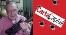 Olavo de Carvalho desmonta narrativa de repórter da Carta Capital sobre o Escola sem Partido (veja o vídeo)