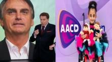 Esquerda faz boicote contra campanha de ajuda às crianças com deficiência e se dá mal