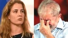 """Gabriela Hardt, uma grande mulher que superou Lula, um """"machão de araque"""" (Veja o Vídeo)"""