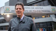"""Haddad legalmente não é mais """"advogado"""" de Lula"""