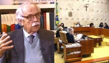 STF é o maior inimigo do povo brasileiro e deve desculpas ao Brasil, afirma Modesto Carvalhosa (veja o video)