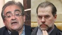 "Nêumanne destrói Toffoli: ""advogadinho do PT"", ""babaca"" (Veja o Vídeo)"