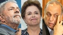 Lula, Dilma e Pezão: eles cuspiram para os céus e escarraram nos que os elegeram