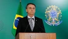 O discurso histórico de Bolsonaro na cerimônia de Diplomação (Veja o Vídeo)