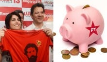 Mesmo com dívida milionária após campanha, Manuela viaja à Europa