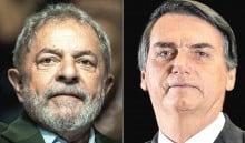 Carta de Lula recebe resposta desmoralizante de Jair Bolsonaro