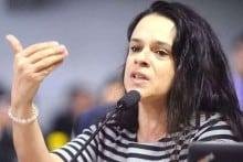 Janaína revela a hipocrisia das autoridades: nas festas, todos bebem, depois dirigem (Veja o Vídeo)