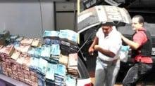 Ex-vereador preso com fortuna enterrada no quintal: uma genuína produção petista