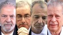 Tendência no STF é soltar todo mundo em abril: Lula, Cunha, Cabral e Dirceu