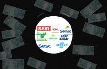A facada de Bolsonaro na corrupção do Sistema S