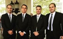 """Bolsonaro, os filhos e a inveja latente de alguns """"colunistas"""""""