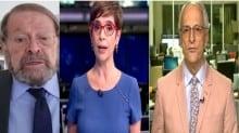 Vereza personifica a indignação da sociedade contra apresentadores da Globo