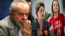 """Lula entrega os pontos para Dilma e Gleisi: """"Bolsonaro foi eleito para destruir o PT"""""""