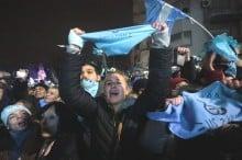 """Onda de violência faz argentinos pedirem """"um Bolsonaro"""" (Veja o Vídeo)"""