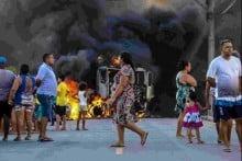 O terrorismo no Ceará e a orquestração para desestabilizar o governo