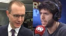 """Comentarista não se contém e sarcasticamente """"parabeniza"""" os advogados de Lula (Veja o Vídeo)"""