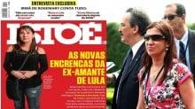 Revista IstoÉ escancara nuances do triângulo Lula, Marisa e Rose Noronha, a amante