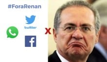 Pressão nas redes sociais faz crescer movimentação no MDB por desistência de Renan