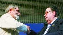 O que se escondia por trás da fraternal amizade entre Delfim Netto e Lula