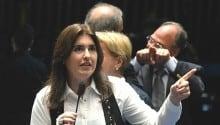 Simone comunica oficialmente o MDB que vai enfrentar Renan no âmbito da bancada