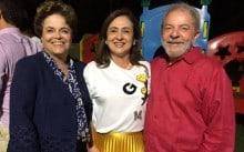 "Kátia Abreu, a ""Mick Jagger"" do Senado"
