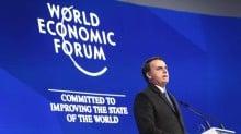 A palavra de quem estava em Davos, assistiu a tudo e acompanhou as reações...