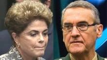 A resposta que o General Villas Bôas deu a Dilma Rousseff (Veja o Vídeo)