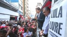"""O fiasco do evento """"Lula Livre"""" em São Paulo e a torpeza dos 500 militantes presentes (Veja o Vídeo)"""