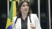 Simone Tebet, após triunfar sobre Renan, assume a CCJ e anuncia 3 compromissos (Veja o Vídeo)