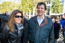 O poste dá a luz e quer a esposa como candidata a prefeita de SP (Veja o Vídeo)