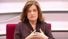 """Miriam Leitão delicia-se com a """"crise"""""""