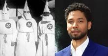 """Ator pagou para ser atacado por """"racistas"""" nos EUA, diz polícia"""