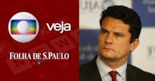 A campanha canalha de desinformação da amedrontada Grande Mídia contra Sérgio Moro