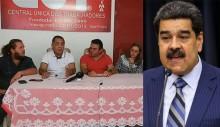 PT, PSB, PCdoB, CUT, MST e MTST declaram apoio ao tirano, contra o povo venezuelano (Veja o Vídeo)