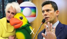 Desespero da Globo apela para Ana Maria e Loro José contra Moro e se dá mal (Veja o Vídeo)