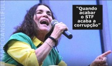 A eterna namorada do Brasil vai à luta