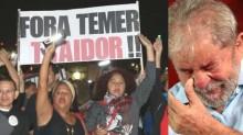 Prisão de Michel Temer deixa a esquerda completamente desnorteada