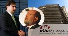 As ligações obscuras de Rodrigo Maia com a OAS (Veja o Vídeo)