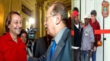 Tarso volta a falar sobre Battisti, mas não explica o tratamento dado aos pugilistas cubanos