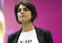 """Com o objetivo da enfadonha """"vitimização"""" Manuela mente sobre discurso de Frota (Veja o Vídeo)"""