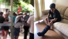 Intolerância: Esquerdistas agridem ativista lésbica pró-Bolsonaro (Veja o Vídeo)
