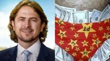 As inconcebíveis infâmias do filho de um canalha e do bandido dos dólares na cueca...