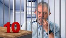 10 razões para prisão em segunda instância