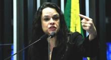 Janaína exige que Toffoli seja investigado (Veja o Vídeo)